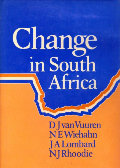 Change in South Africa