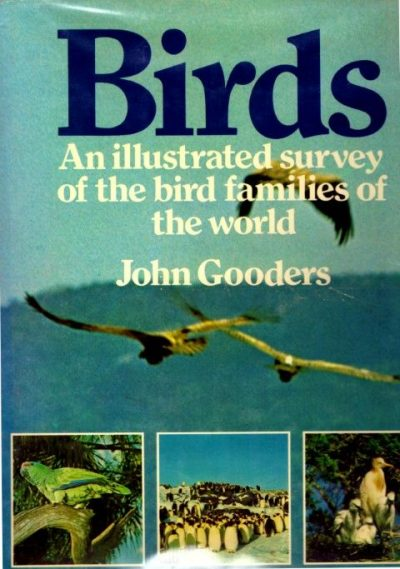 AN ILLUSTRATED SURVEY OF THE BIRD FAMILIES OF THE WORLD