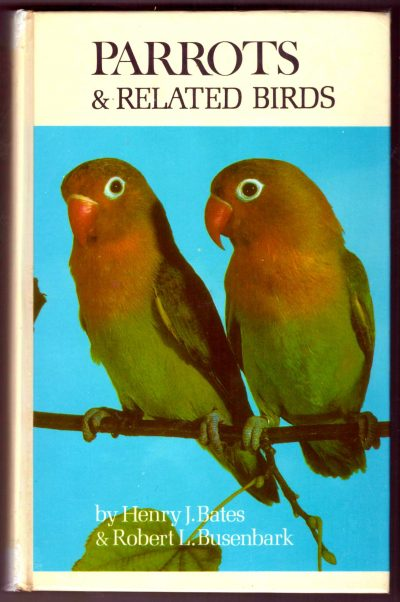 PARROTS AND RELATED BIRDS