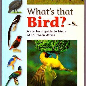 WHAT'S THAT BIRD