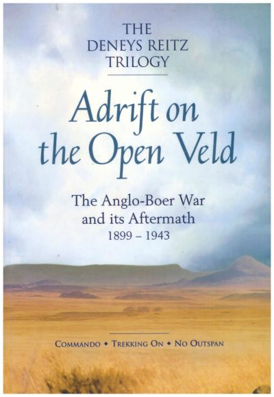 ADRIFT ON THE OPEN VELD