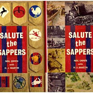 SALUTE THE SAPPERS