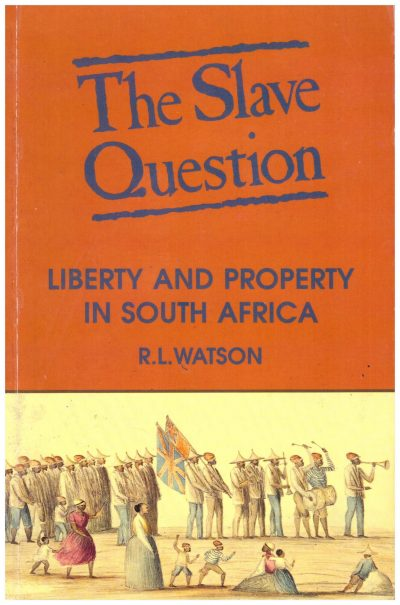 THE SLAVE QUESTION