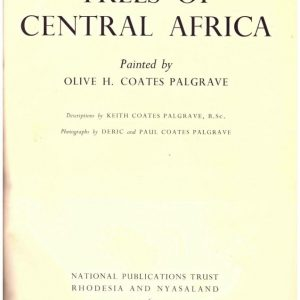 TREES OF CENTRAL AFRICA