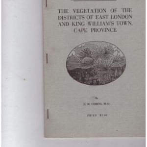 Vegetation of East London and King Williams Town