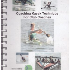 Canoeing Kayak Technique