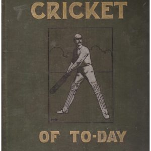 Cricket of To-Day