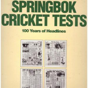 Great Springbok Cricket Tests