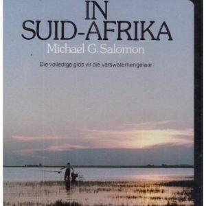 Varswater hengel in Suid-Afrika