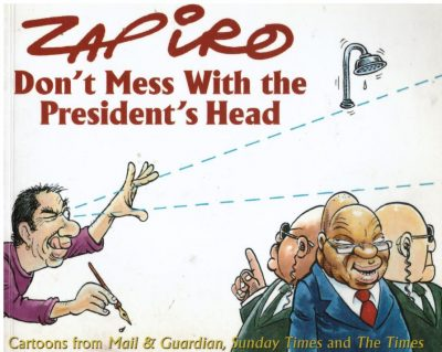 Don't Mess with the Presidents Head