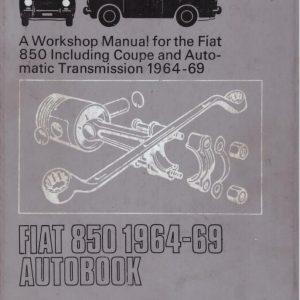 Fiat 850 1964-69 Autobook