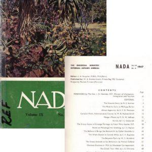Nada IX No 4 1967