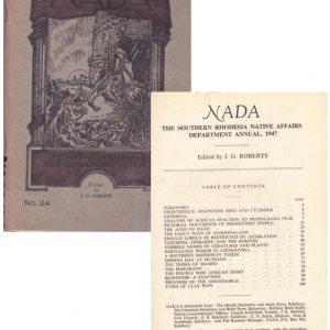 Nada No 24 1947