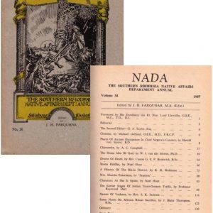 Nada No 34 1957