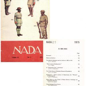 Nada XI No 2 1975
