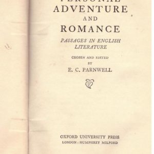 Personal Adventure and Romance
