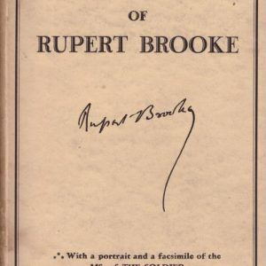 The Complete Poems of Rupert Brooke