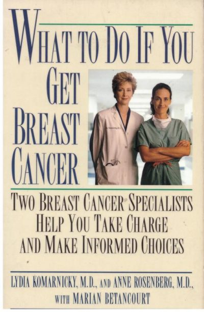 What to do if You get Breast Cancer
