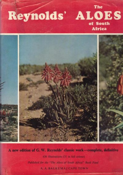 The Aloes of South Africa, A New Edition